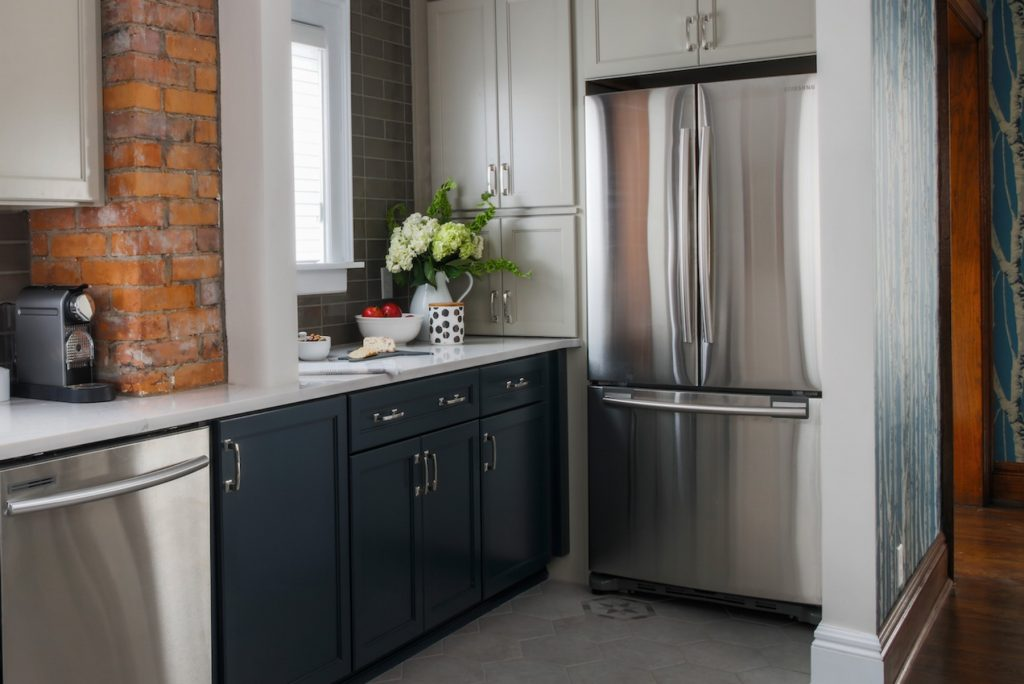 Kitchen Trend: Navy Blue Cabinets - Scott McGillivray
