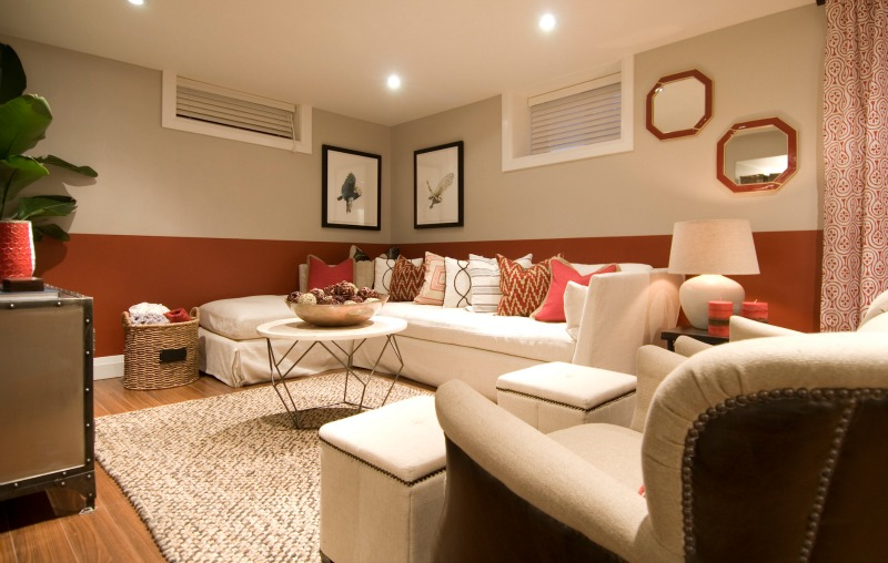 Basement Family Room 2