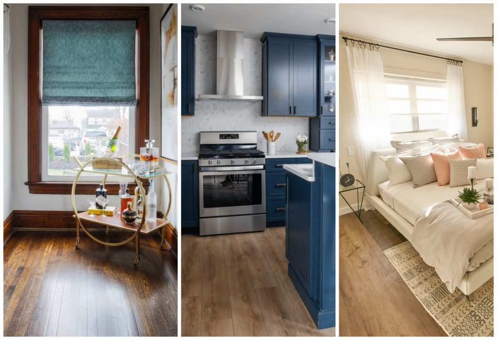 Hardwood Laminate Or Vinyl Which Would You Choose Scott