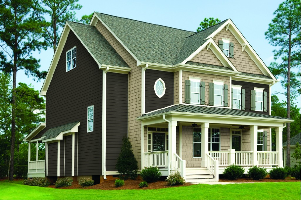 Vinyl Siding and Curb Appeal