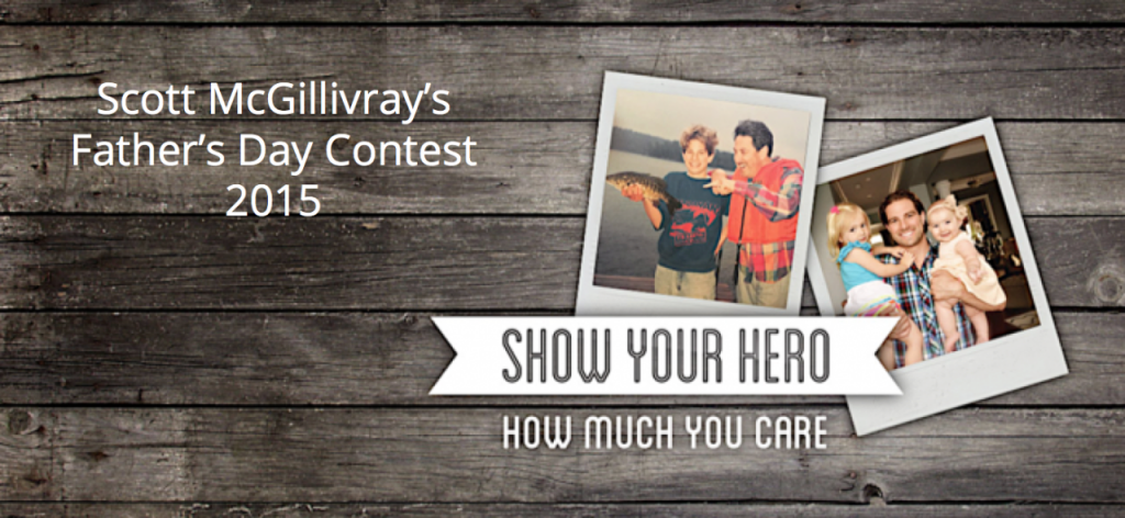 Father's Day Contest 2015