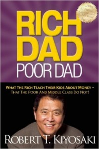 Finance Books - Rich Dad Poor Dad