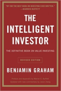 Finance Books - The Intelligent Investor