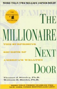 Finance Books - The Millionaire Next Door