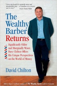 Finance Books - The Wealthy Barber Returns