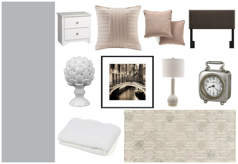 Get the Look - Neutral Bedroom