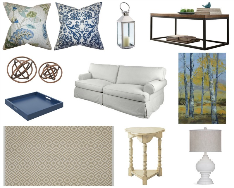 Get the Look - Waterfront Escape