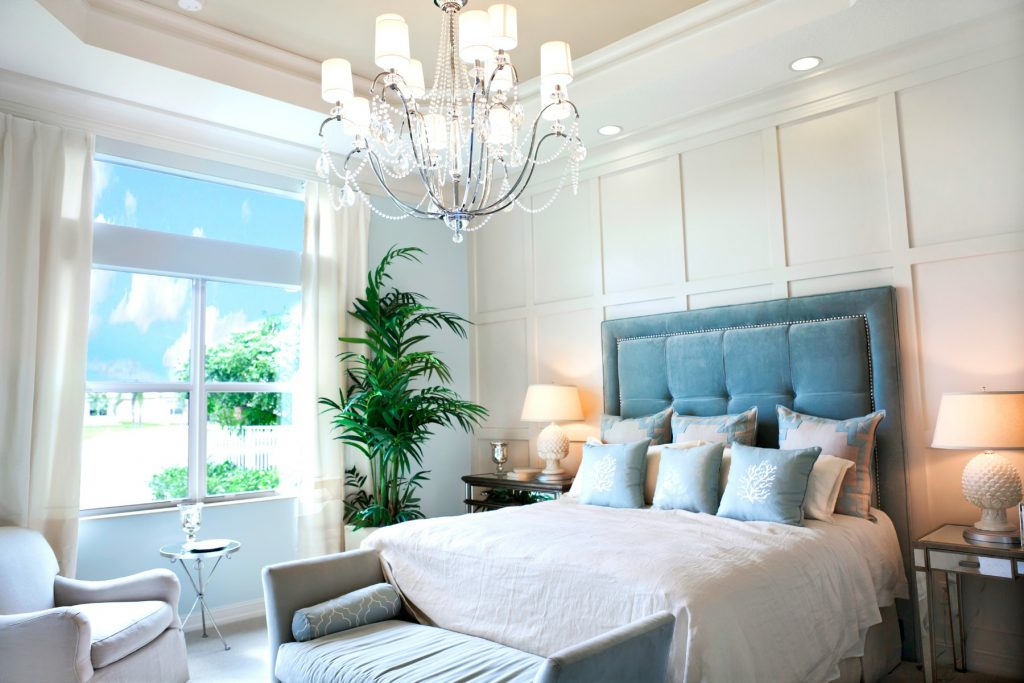 Luxury Bedroom Paneling