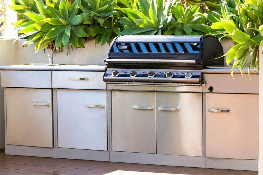 Outdoor grill - imamember