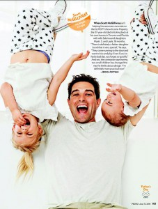 People Mag Father's Day