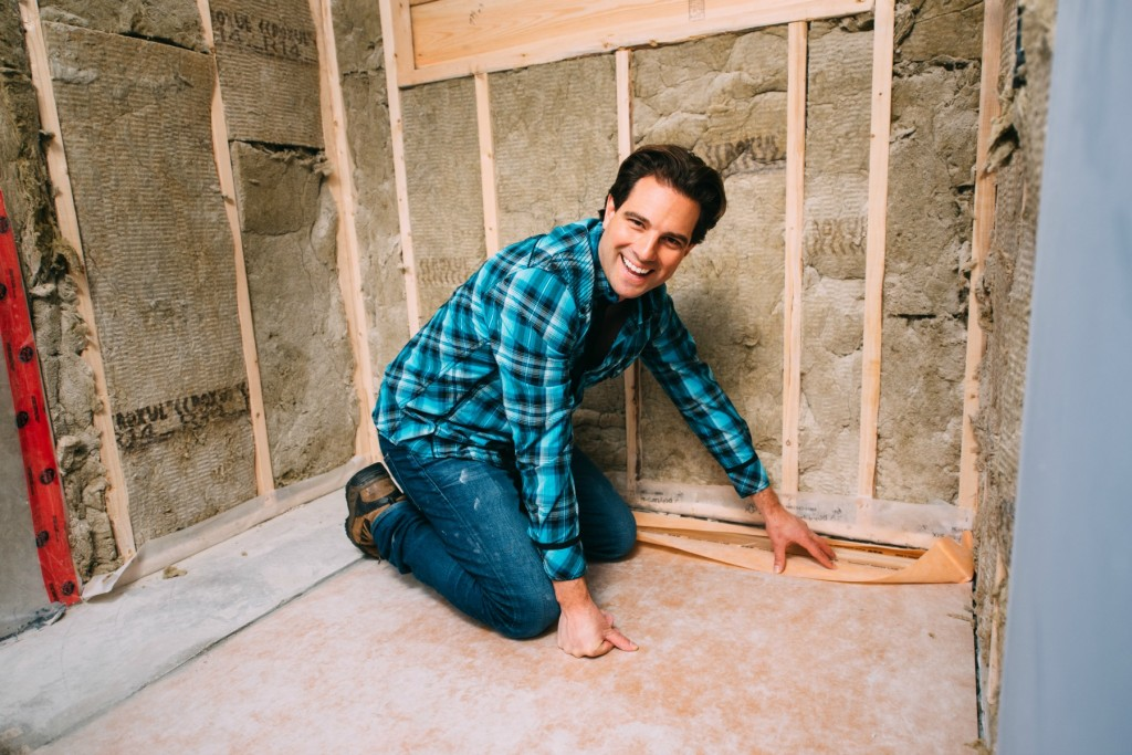 R2R Scott McGillivray Bathroom Renovation