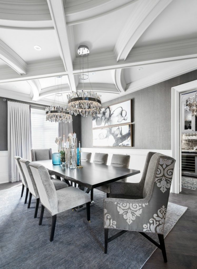 Scott McGillivray Dining Room Ceiling