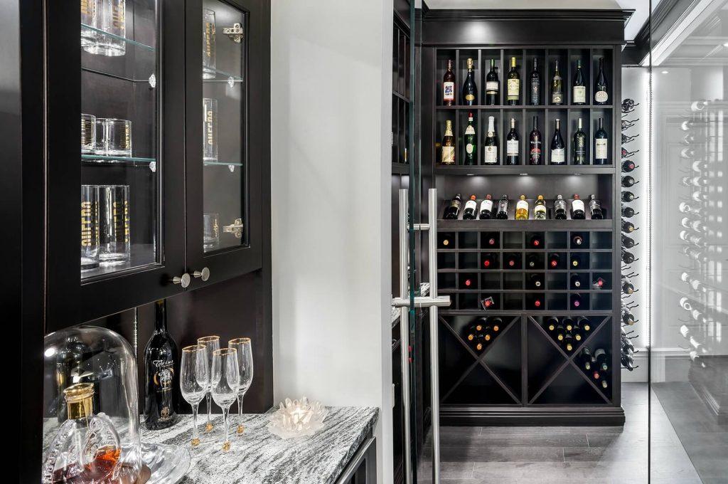 Scott McGillivray Home Bar Cabinetry