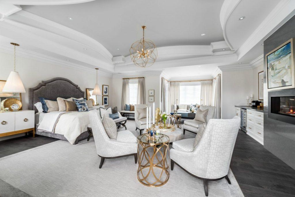 Luxury Bedroom Ideas Scott Mcgillivray