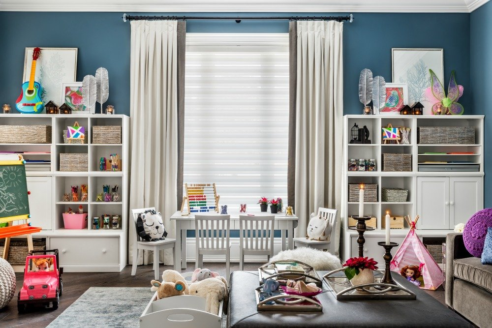 Scott McGillivray Playroom Storage