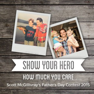 Scott McGillivray Social Media
