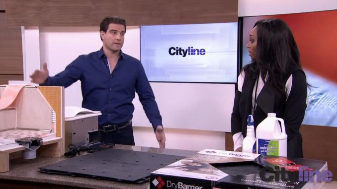 Scott on CityLine