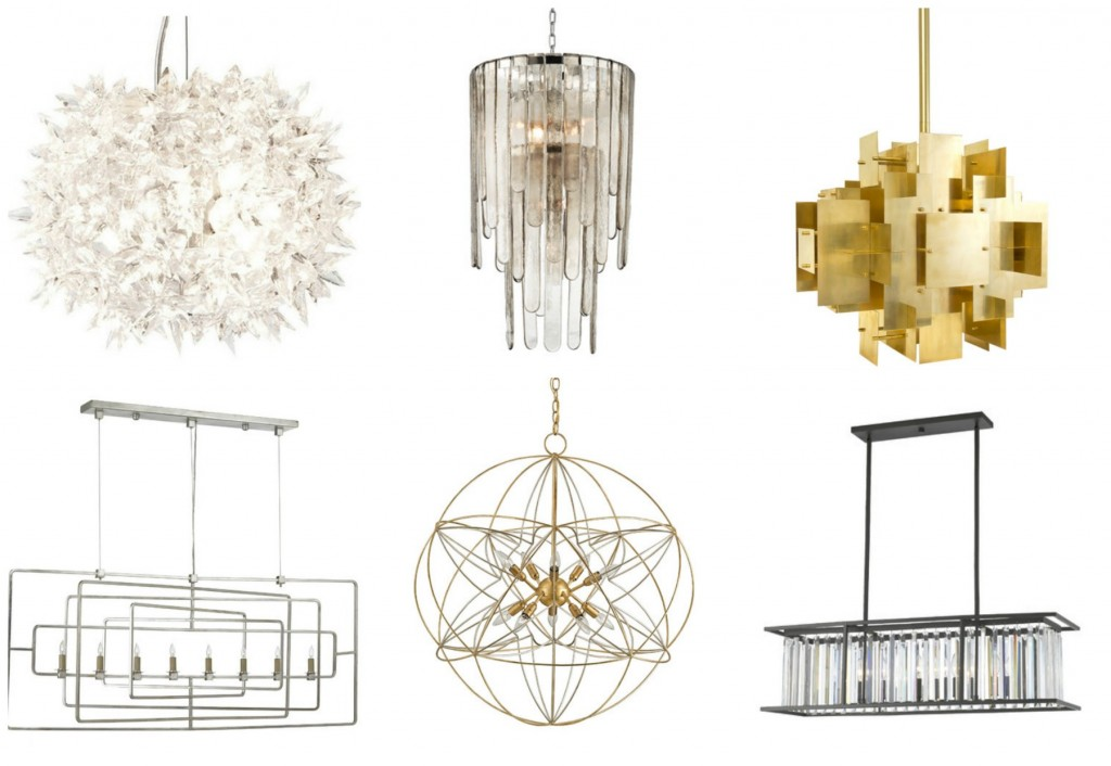 Statement Light Fixtures over $1000
