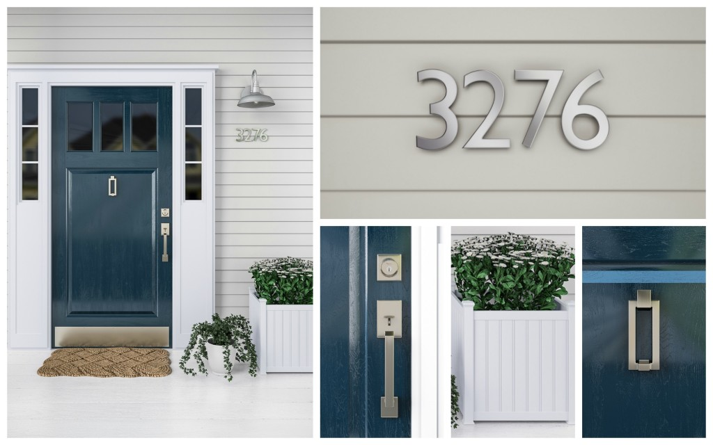 How to Improve Curb Appeal with Your Front Door