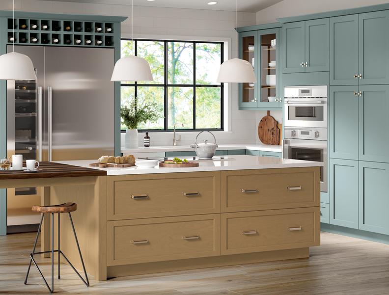 Kitchen Cabinet Colours The Sky S The Limit Scott Mcgillivray